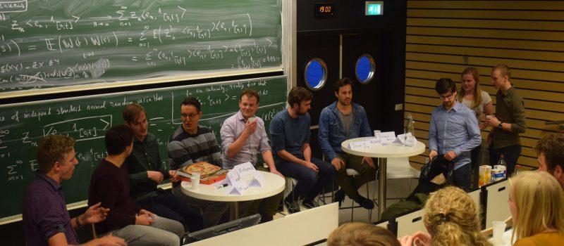 PhD Panel last year